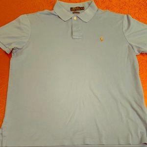 Men's Large Ralph Lauren Pima Soft Touch Polo